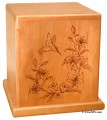Hummingbird Urn