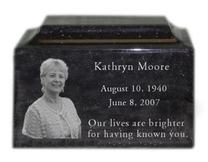 Urn Inscription Ideas