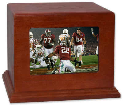 Alabama Crimson Tide Cremation Urn