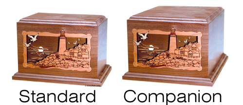 What is a companion urn?
