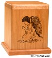 Praying Angel Infant Urn