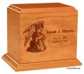 Angel Infant Urn - Personalized